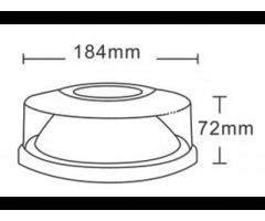 Rotativo Vector Alta Intensidade