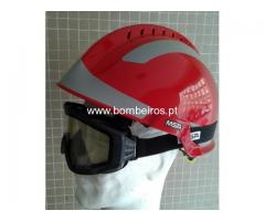 Capacete MSA Gallet f2 xtrem