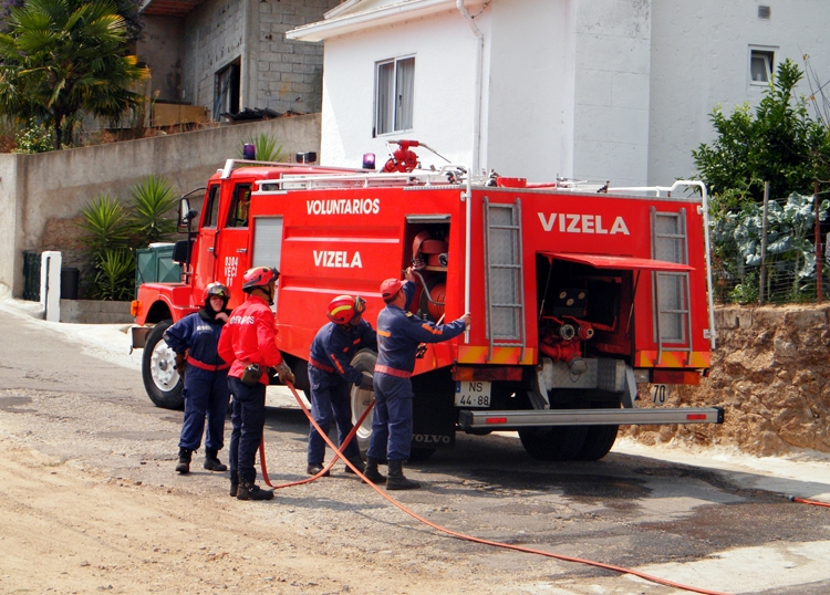 Bombeiros de Vizela II