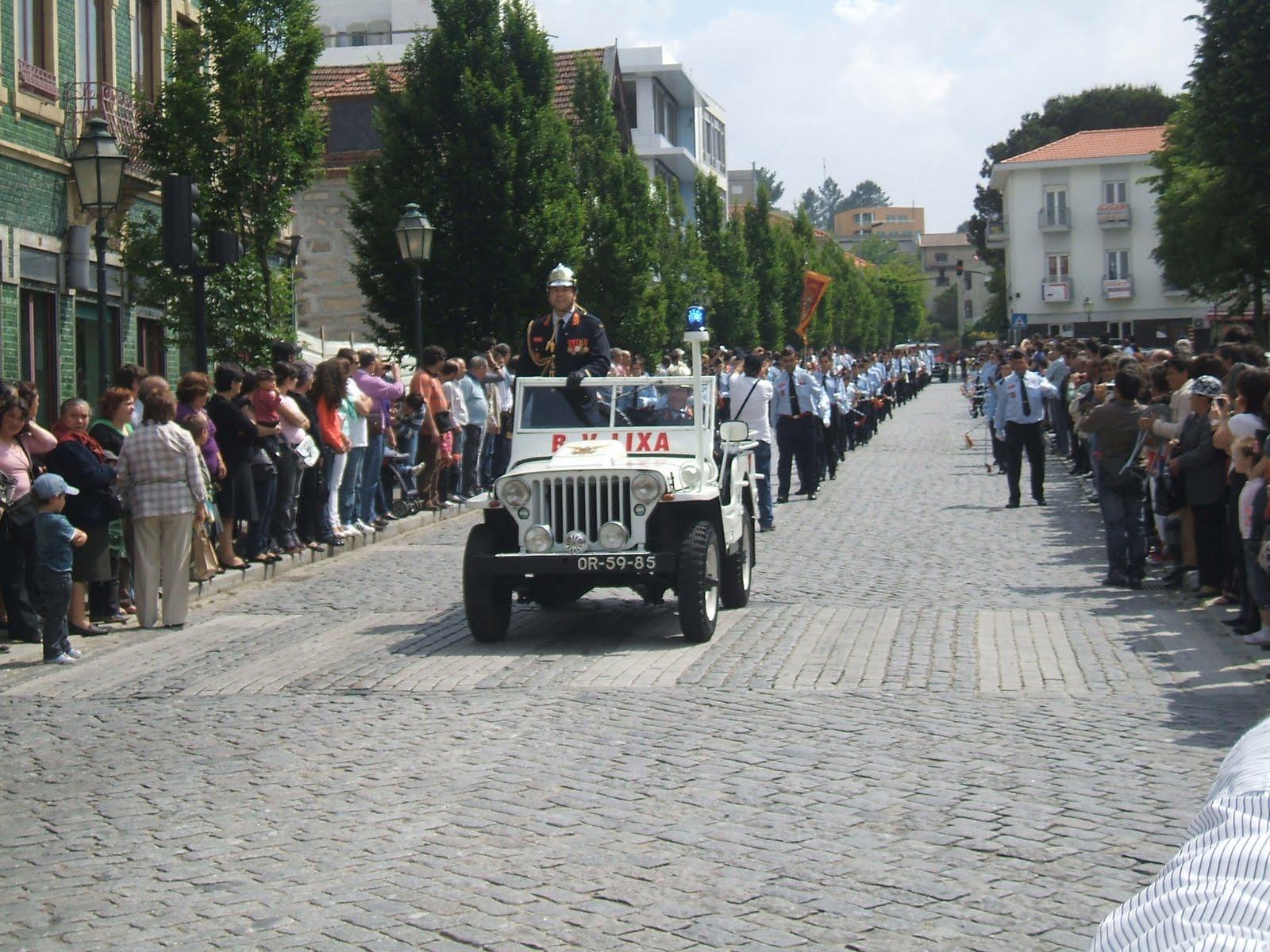 Desfile B.V.LIXA