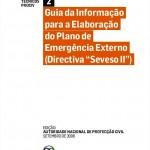 Guia da Informação para a Elaboração do Plano de Emergência Externo