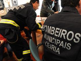 Bombeiros Municipais de Leiria