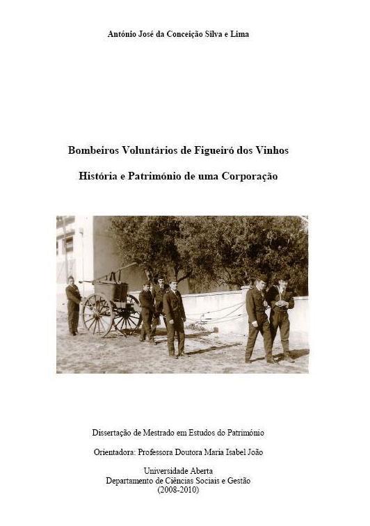 Historia e Patrimonio de uma Corporacao - BVFigVinhos