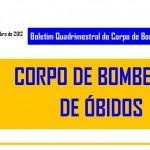 Boletim Quadrimestral do Corpo de Bombeiros de Óbidos / N.º 9