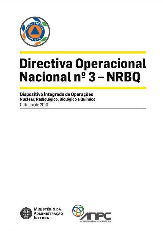 Directiva Operacional Nacional Nº3 – NRBQ