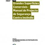 Manual de Projecto de Segurança Contra Incêndio para Grandes Superfícies Comerciais