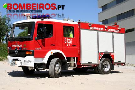 0303-VSAE1 guimarães bombeiros