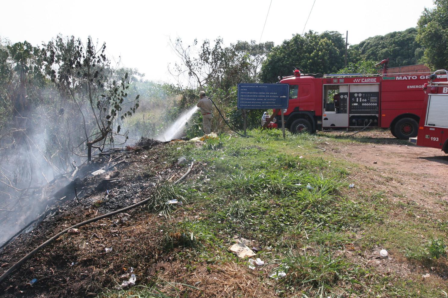 bombeiros brasil mato grosso