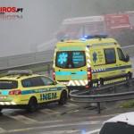 Faltam profissionais nas viaturas de emergência médica