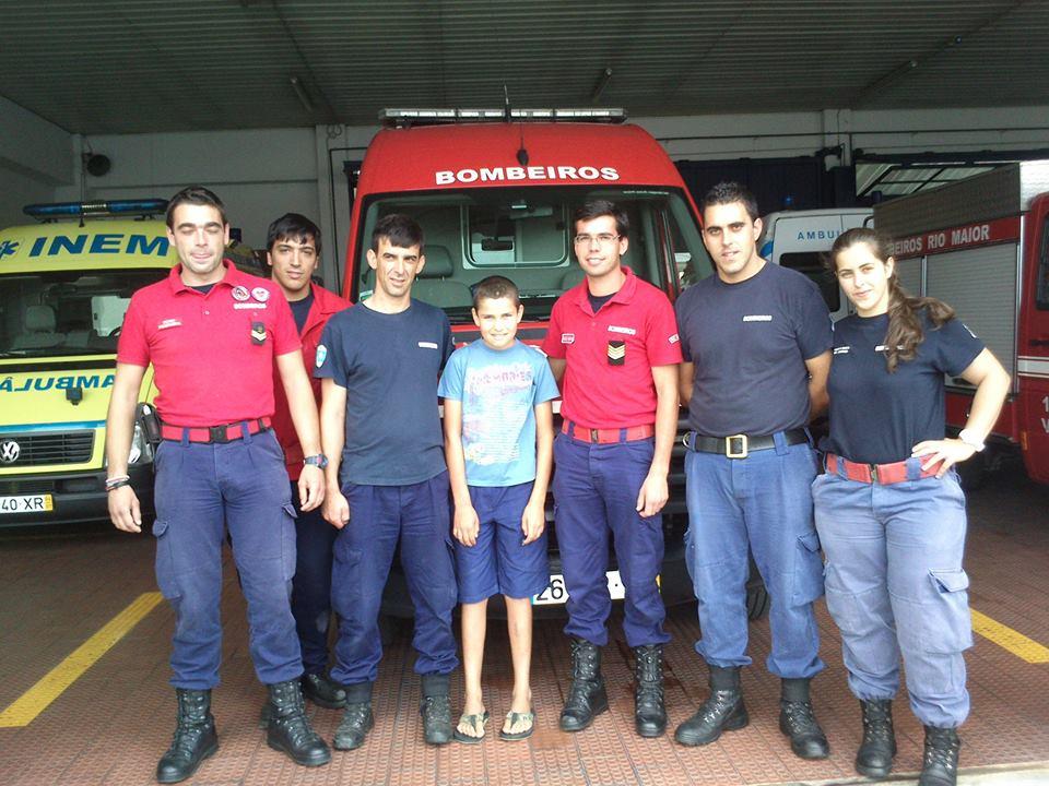 Foto: BV Rio Maior