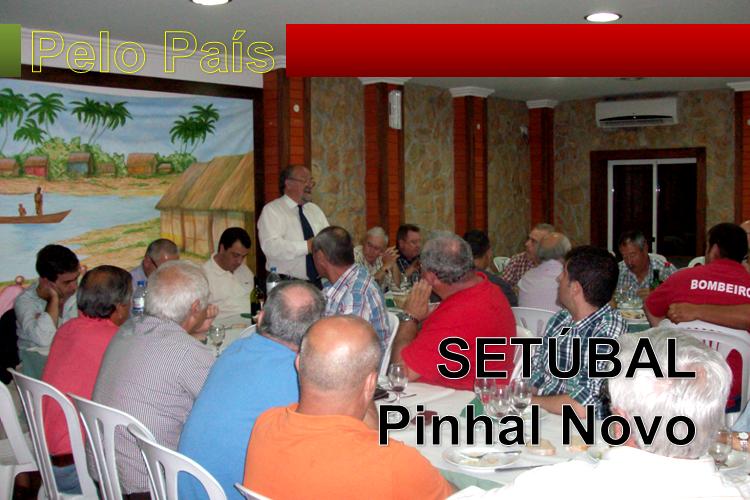 Jantar-Debate - Pinhal Novo