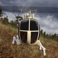 MAR Robotic Landing Gear