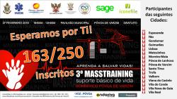 BVPovoa de Varzim organizam 3º Masstraining de Suporte Básico ... - Bombeiros Portugueses (satire) (press release)