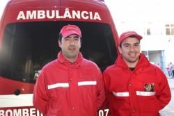 bombeiros tomar