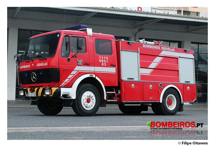 bombeiros odivelas pono portugues