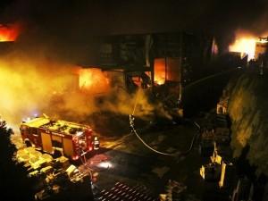Incêndio no Retail Park de Portimão8