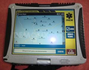 Mobile clinic INEM