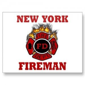 Fireman New York