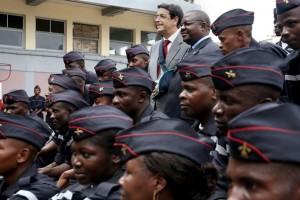 5º Curso Básico de Bombeiros em Moçambique.