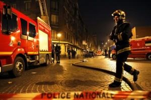 Incêndio em Paris provocou morte de cinco crianças