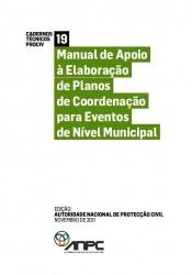 CTP19 Manual de Apoio a Elaboracao de Planos de Coordenacao para Eventos de Nivel Municipal