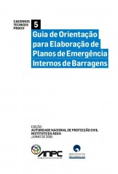 CTP5 Guia de Orientacao para Elaboracao de Planos de Emergencia Internos de Barragens
