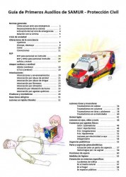 Guia de Primeros Auxilios de SAMUR