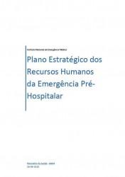 Plano Estrategico Recursos Humanos Emergencia Pre-Hospitalar