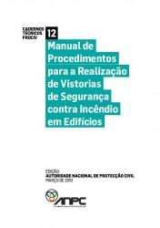 CTP12 Manual de Procedimentos para a Realizacao de Vistorias de Seguranca Contra Incendio em Edificios