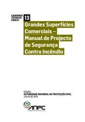 CTP13 Manual de Projecto de Seguranca Contra Incendio para Grandes Superficies Comerciais
