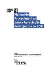 CTP14 Manual de Procedimentos para a Apreciacao de Projectos de SCIE