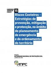 CTP15 Riscos Costeiros Estrategias de prevencao mitigacao e proteccao no ambito do planeamento de emergencia e do ordenamento do territorio