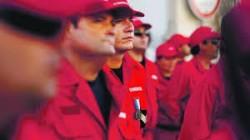 bombeiros formatura