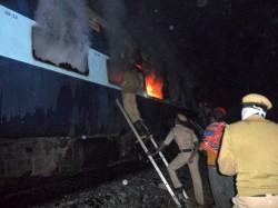 incêndio comboio