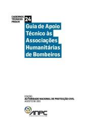CT24 Guia de Apoio Tecnico as Associacoes Humanitarias de Bombeiros