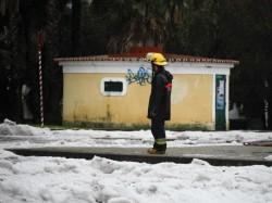 bombeiros granizo lisboa