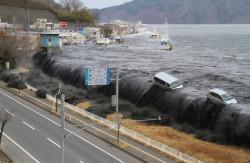 foto tsunami japao