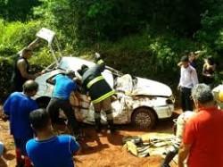 acidente brasil