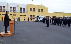 governo regional açores bombeiros