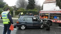 braga bombeiros acidente