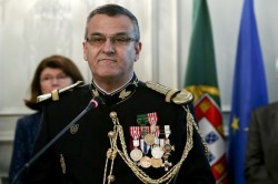 Tomada de posse do novo comandante-geral da GNR, general Mateus Couto