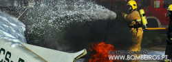 bombeiros matérias perigosas