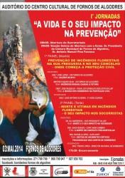 I Jornadas BVFA cartaz