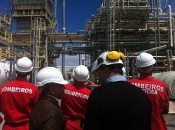 Estarreja: Empresas químicas preparam bombeiros para emergências
