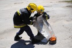 Foto: Bombeiros Voluntários de Castanheira do Ribatejo