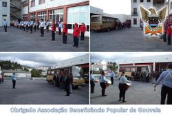 Foto: Bombeiros Voluntários de Gouveia