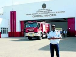 angola protecção civil bombeiros