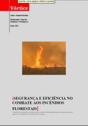 Segurança e Eficiência no Combate aos Incêndios Florestais