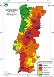 risco de incêndio dia 12 agosto 2014