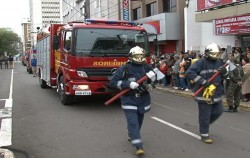 bombeiros guarapuava brasil